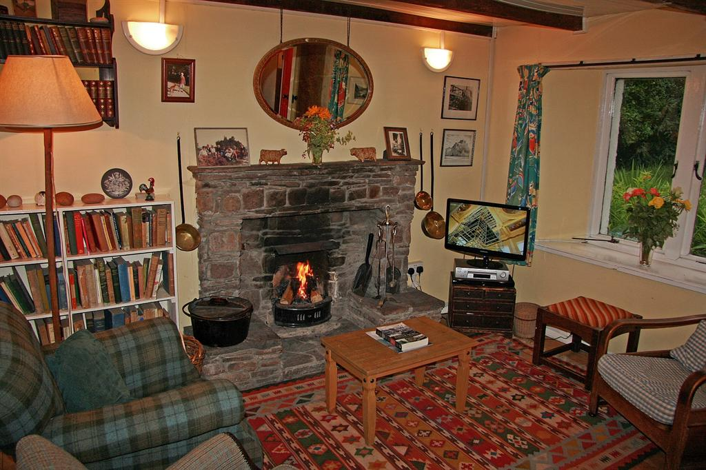 Sitting Room Aird Cottage