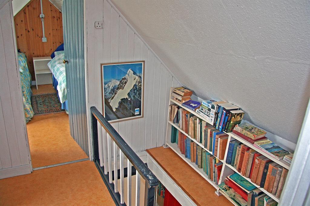 Upstairs bedrooms Aird Cottage Badachro
