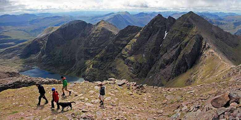 An Teallach - a magnificent hill